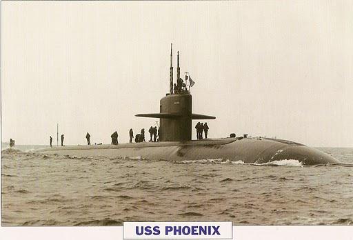 USS PHOENIX SSN-702