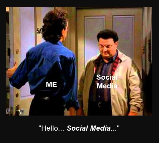 Hello... Social Media